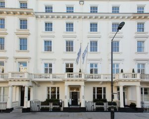 Eccleston Square Hotel en Londres, UK