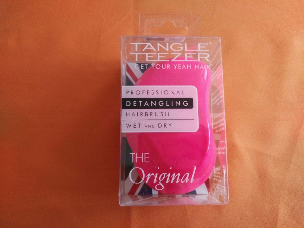 Tangle Teezer original 5