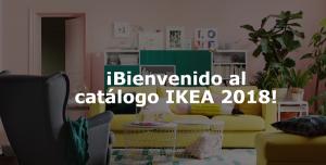 Bienvenidos al Catálogo Ikea 2018