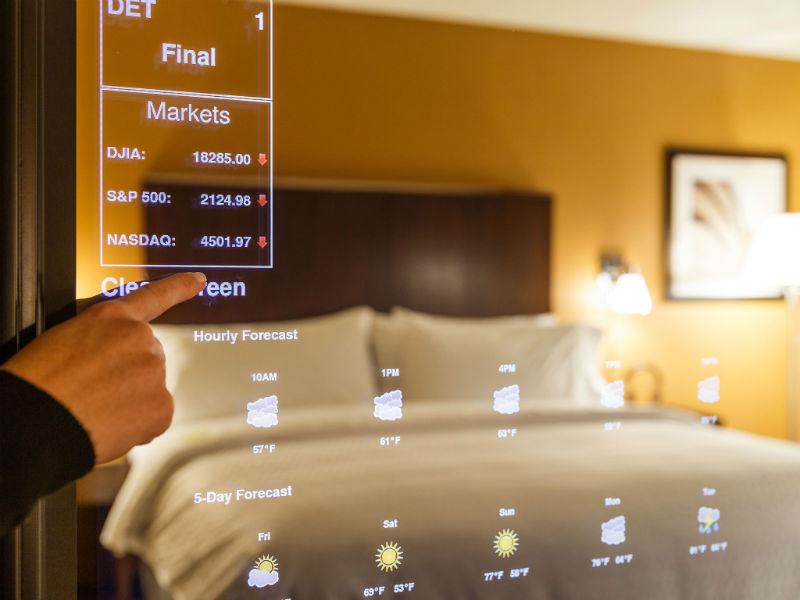 Mejores hoteles tecnológicos