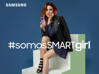 Samsung y Blanca Suarez