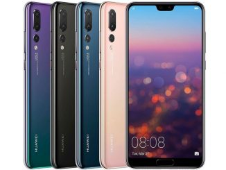 Huawei P20 Pro mejor smartphone de 2018