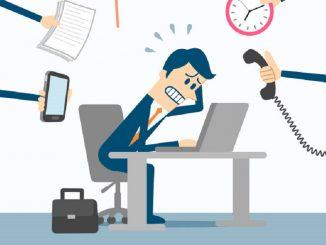 ruido en el entorno laboral